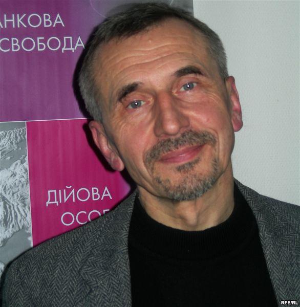 Микола Рябчук, фото Радіо Свобода