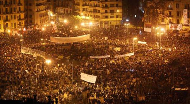 Майдан Тахрір, Єгипет