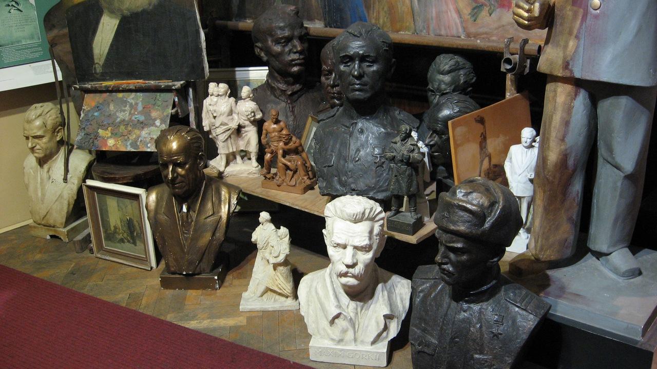 музей комунізму у Празі (2)
