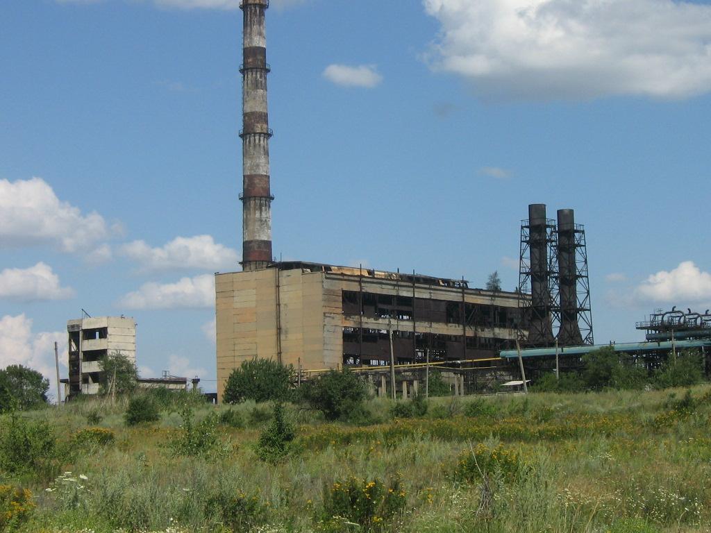 так виглядають будівлі заводу