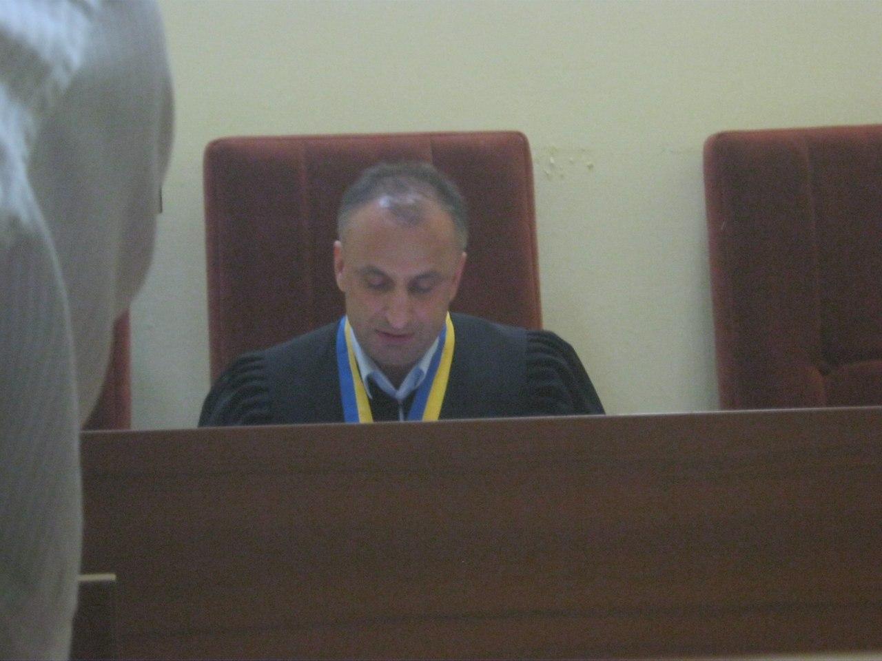 Суддя Нурулаєв