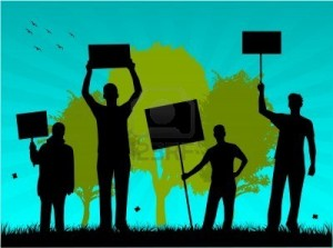 7807867-environmentalists-protest-outdoor-illustration-of-vectors-300x223