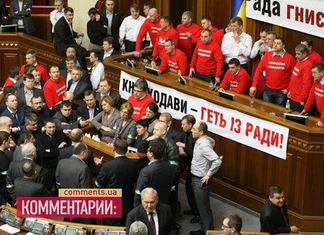 ВР рада піаністи протест блокування удар