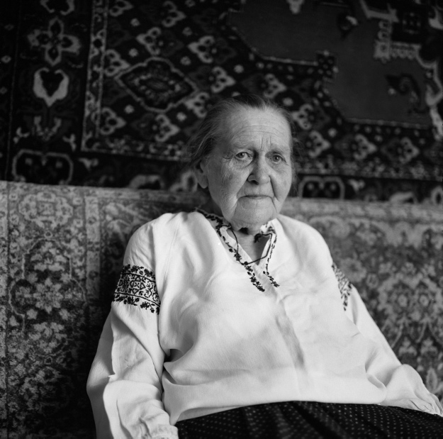 Кривуцька Надія, 1924 р.н., зв'язкова. М. Запоріжжя.