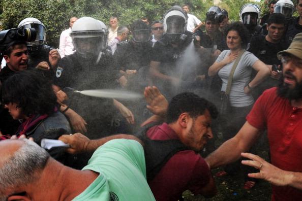 TURKEY-PROTEST-CULTURE-ENVIRONMENT