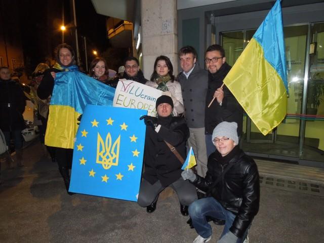 EuromaidanRome1