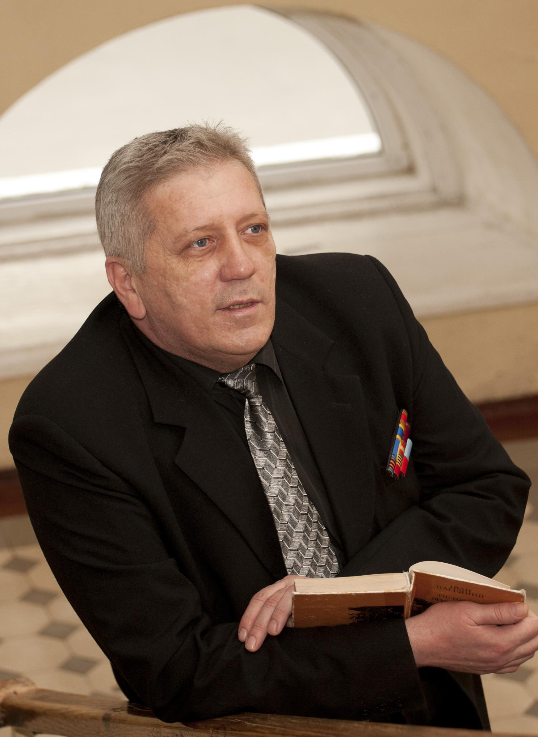 Моисеенко Игорь