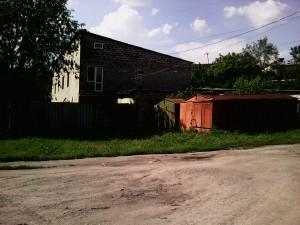 Будівля, що спричинила обурення мешканців району