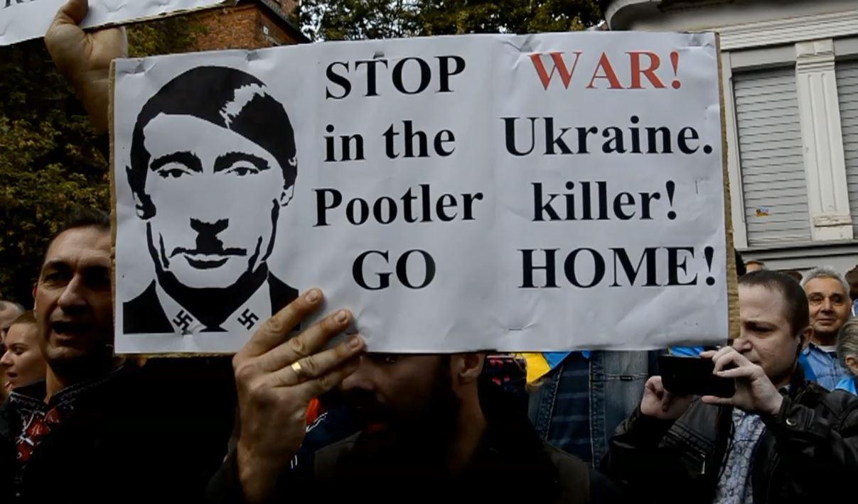 Харків. Марш миру.