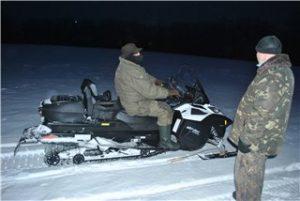 Пан Водяницький - один з учасників браконьєрського полювання в національному парку 23 січня, 14 лютого знов