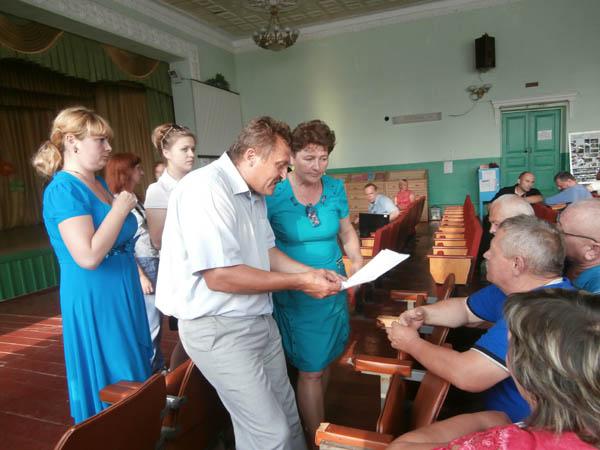 В. Сухаренко доводить свою правоту
