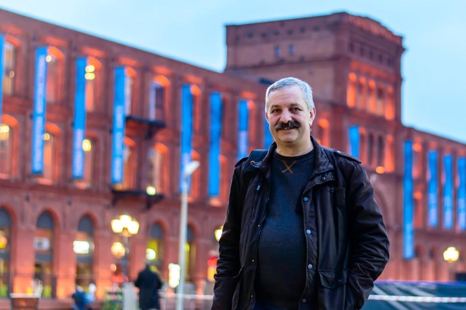 Ігор Кіянчук у Польщі