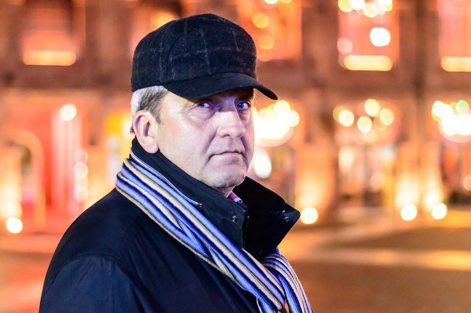 Євген Шаповалов на навчанні в НІКу, Польща