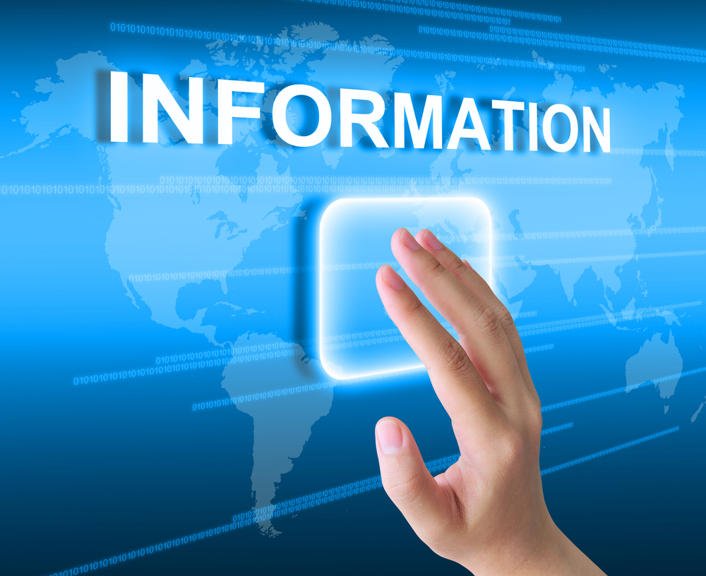 information touch