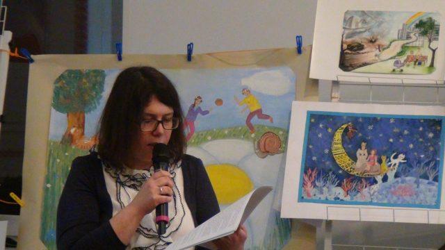 Інна Ачкасова, організатор конкурсу