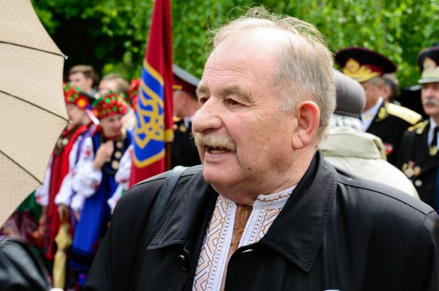 Микола Георгійович Кульчинський