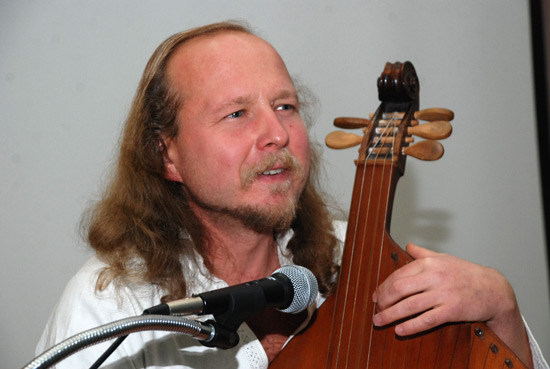 кобзар Тарас Силенко