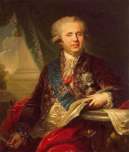 B20 2 Bezborodko Oleksander (portrait by J B Lampi 1792)