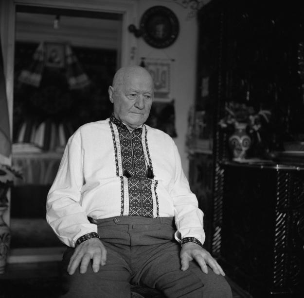 Симчич Мирослав. 1923 р.н. Сотенний УПА. С. Вижний Березів, Івано-Франківська обл.