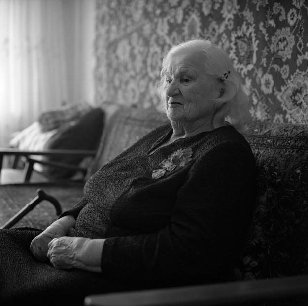 Анастасія Кецька, жіноча сітка ОУН, з'язкова, 1924 р.н., м. Світлодар, Кіровоградської обл.
