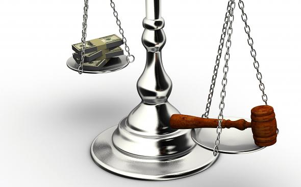 Коррупция в судах