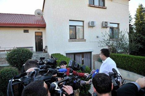 Саакашвілі-президент жив тут