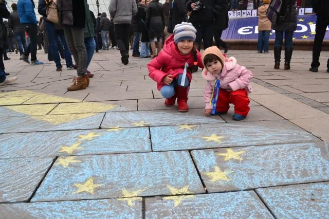 Київ, на Майдані