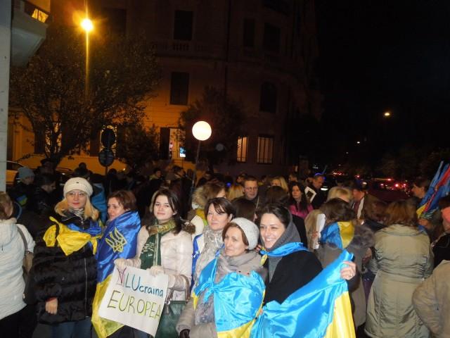 EuromaidanRome