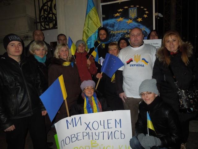 EuromaidanRome2