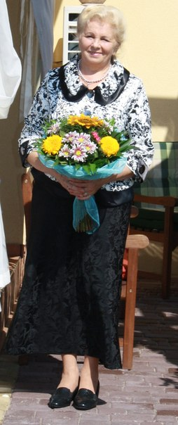 Неля Олексіївна Щербина