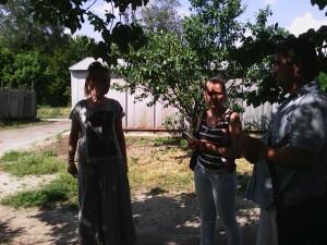 Зустріч мешканців району з комісією з ЖКХ