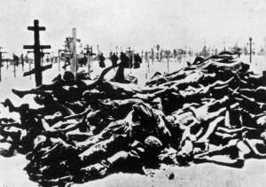 Голодомор 1921г