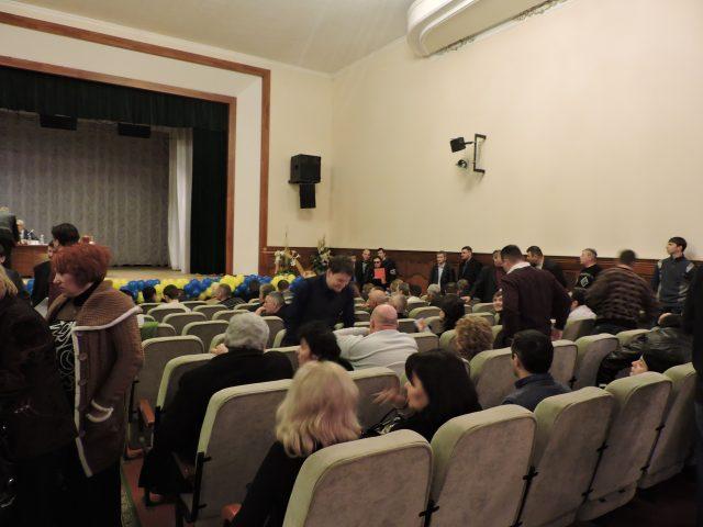 Установчі збори нового складу Громадської ради при Харківській ОДА.