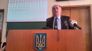 Павел Залевський в Харкові, липень 2014