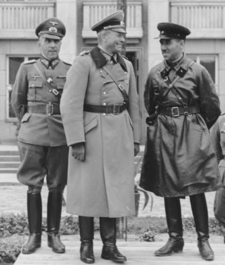 Armia_Czerwona,Wehrmacht_23.09.1939_wspólna_parada