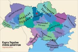 Карта стереотипів України
