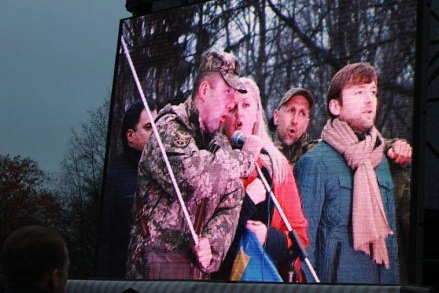 Депутат Маркевич передав клопотання про взяття Змыя на поруки
