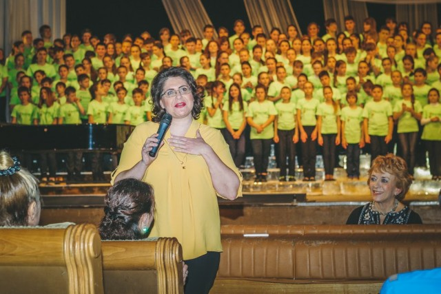 Координатор проекта Music Camp Kharkiv_Елена Рофе-Бекетова
