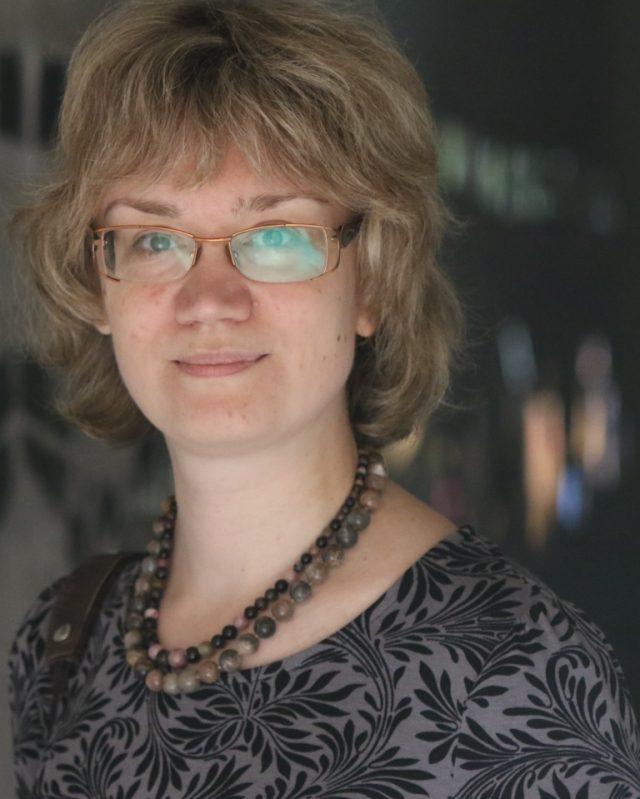 Ірина Миколаївна Старовойт, літературознавець, поет, перекладач, Львів, 9 липня 2015
