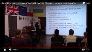 Piotr Kulpa, lecture