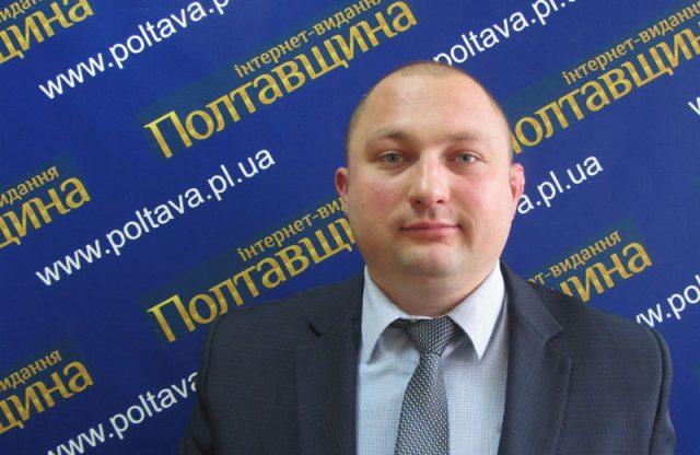 Віктор Волошин. Фото з сайту poltava.to
